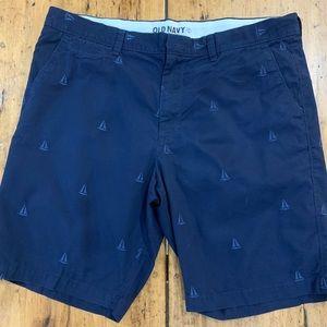 Men's Old Navy Sailboat Shorts